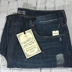 NWT Daniel Cremieux Jeans 42X32